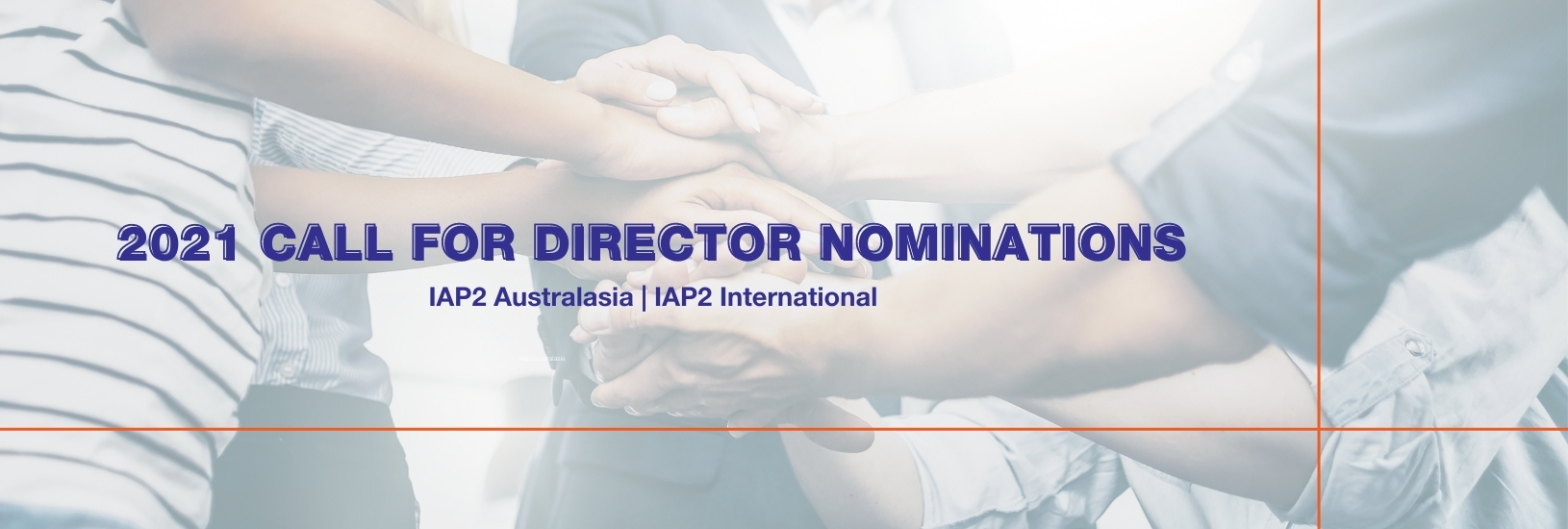 2021 Call for director nominations